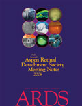 2008 ARDS Meeting Notes cover