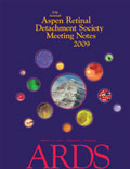 2009 ARDS Meeting Notes cover