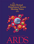 2011 ARDS Meeting Notes cover