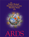 2012 ARDS Meeting Notes cover