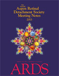 2013 ARDS Meeting Notes cover
